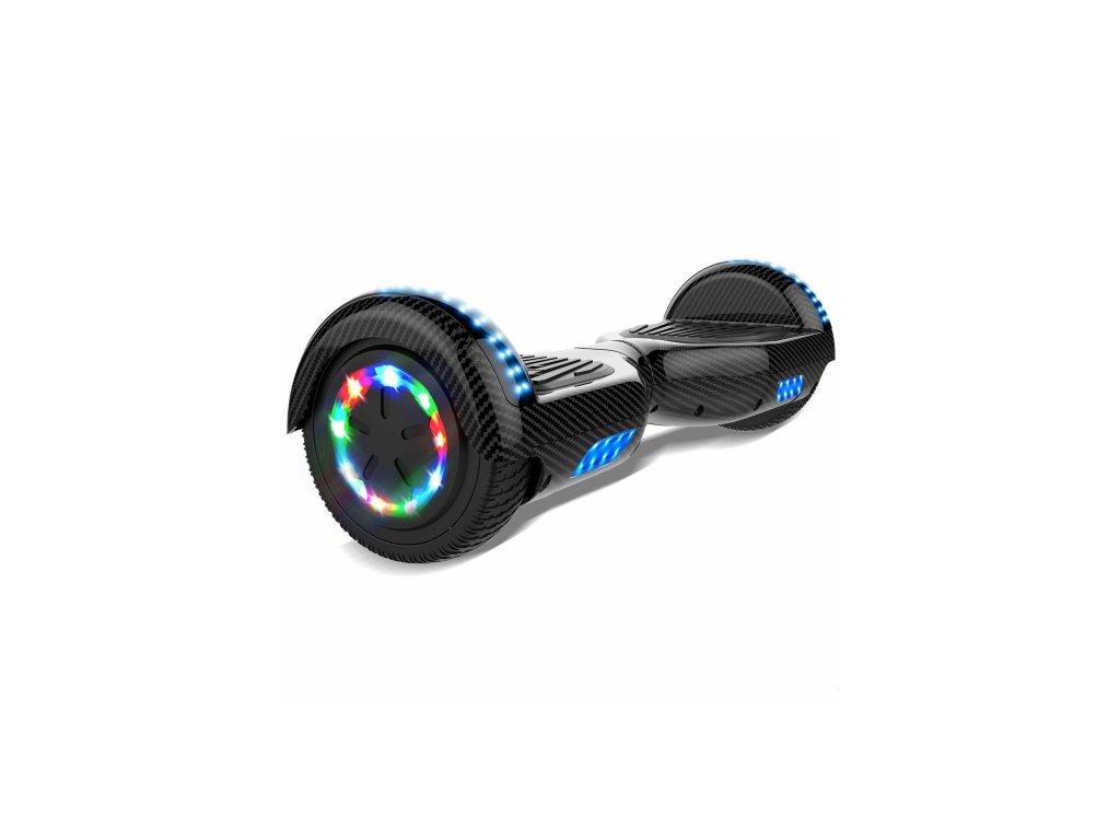 Aboard hoverboard 65 Karbon Bluetooth 01