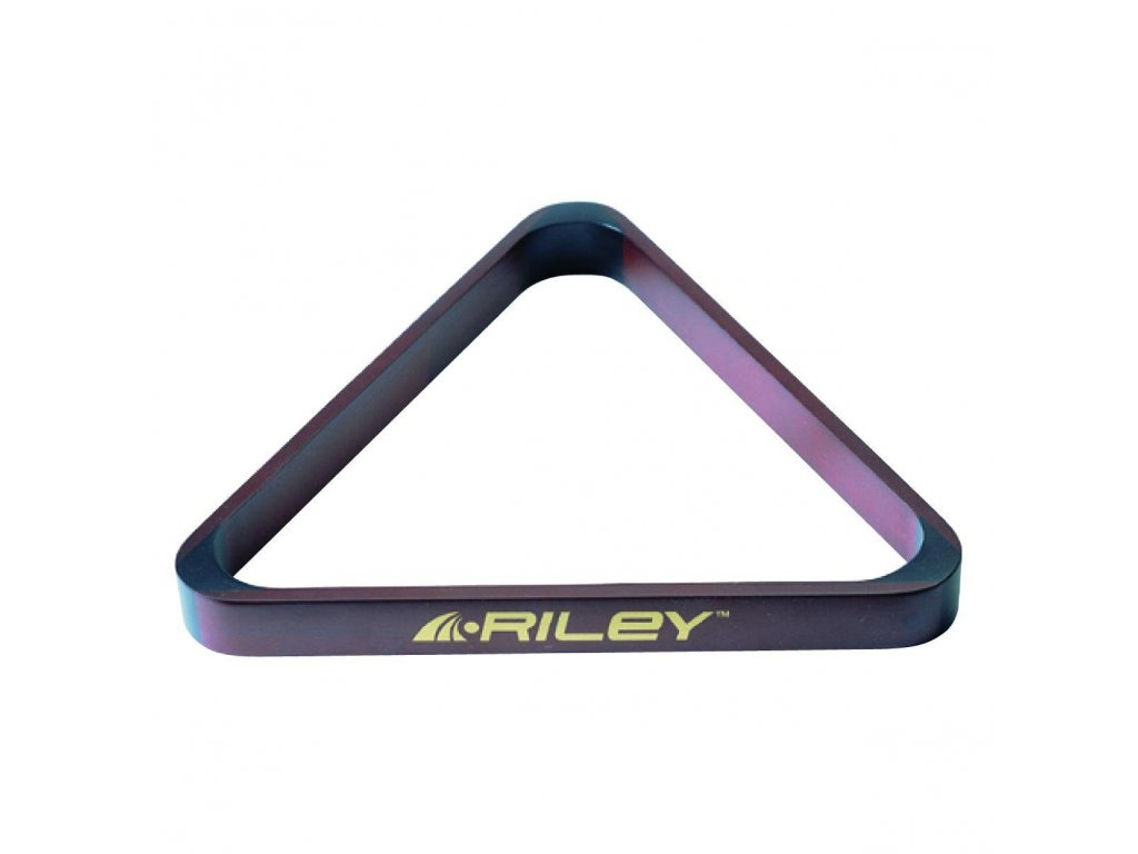 Trojúhelník Riley dřevěný snooker