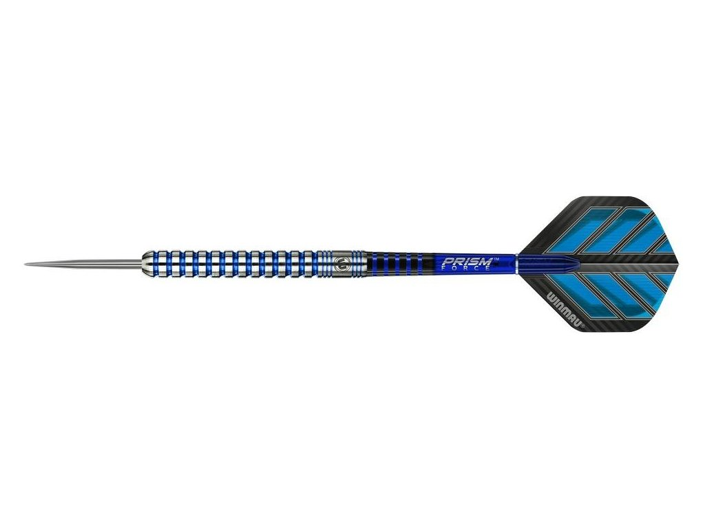 Šipky Winmau steel Sub-Zero 24g, 80% wolfram