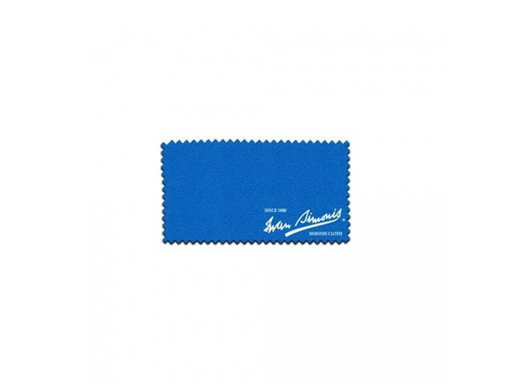 Plátno Simonis 760 Tournament Blue 195 cm