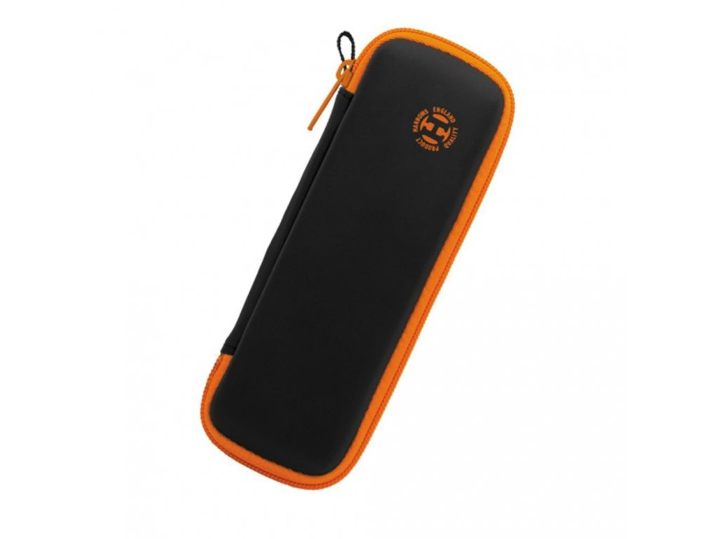 Pouzdro na šipky Harrows Blaze oranžové, černé
