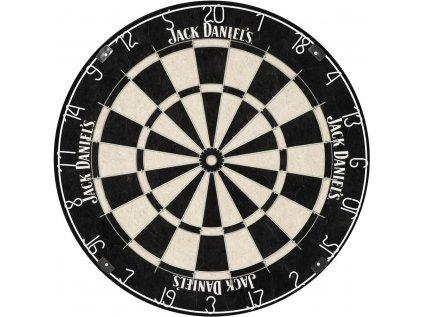 Sisalový terč Jack Daniels dizajn
