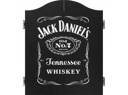 Kabinet Mission JACK DANIELS, černý