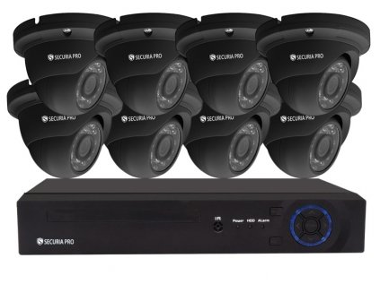 134 securia pro ip set 2mpx nvr8chv2 b dome