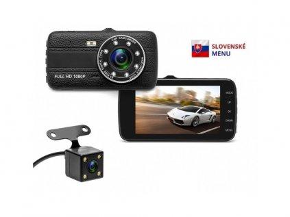Atomia T657 Autokamera se zadní kamerou