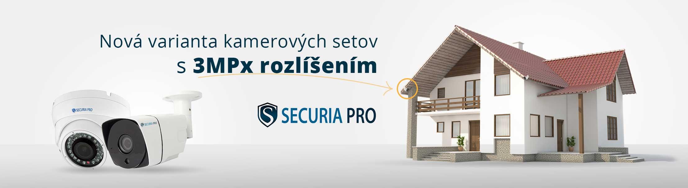 Securia Pro 3MPx