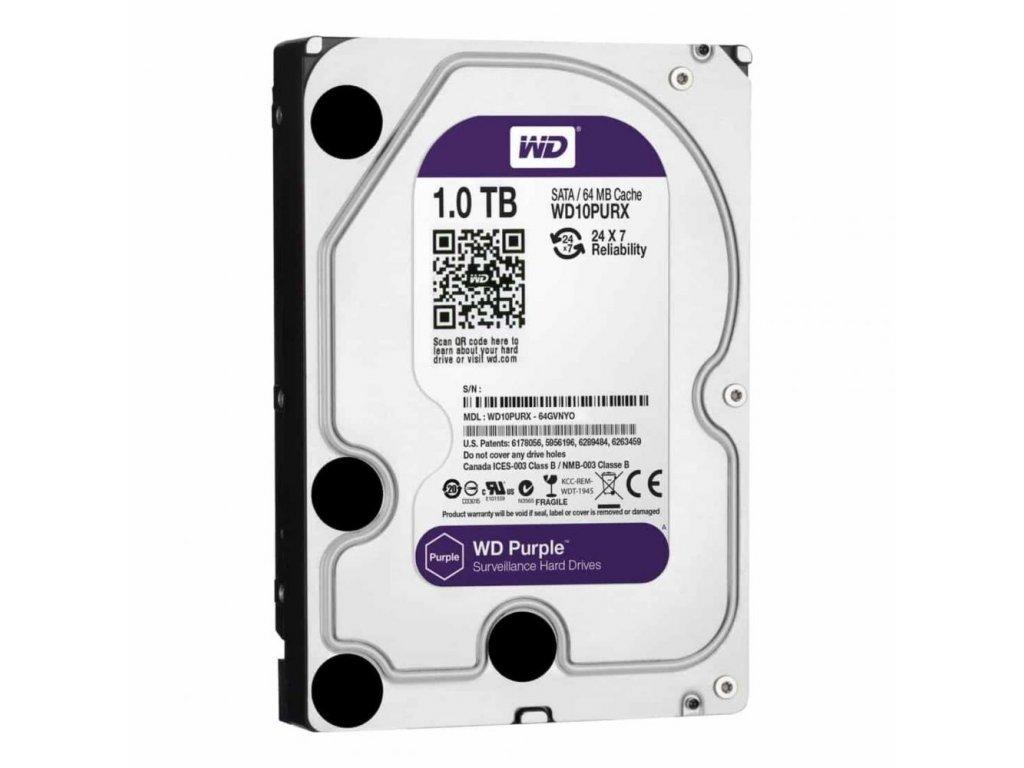 Western Digital Purple HDD 1TB