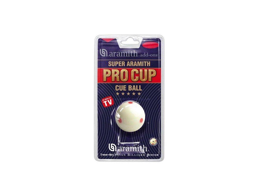 Biliardová guľa Super Aramith Pro Cup 57.2mm