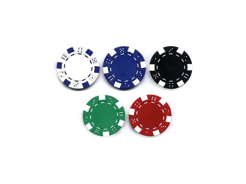 Poker set DICE 300ks