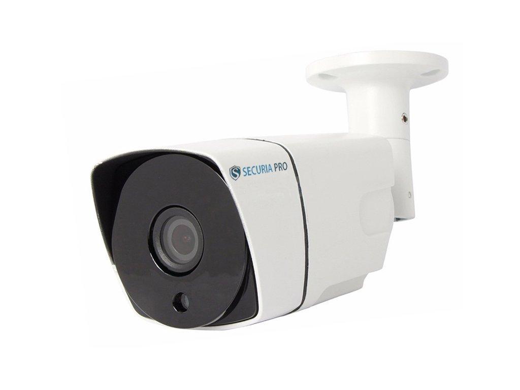 Securia Pro IP kamera 2MP POE 2.8mm bullet N640SF-200W-W