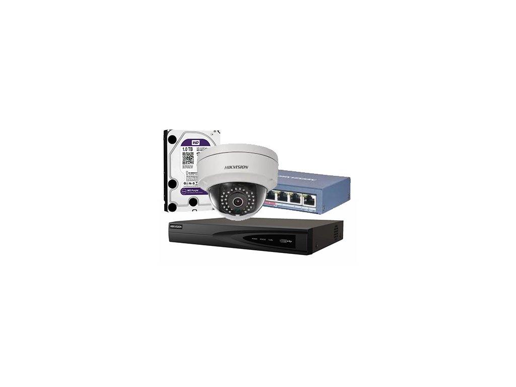 Hikvision IP ECONOMY set
