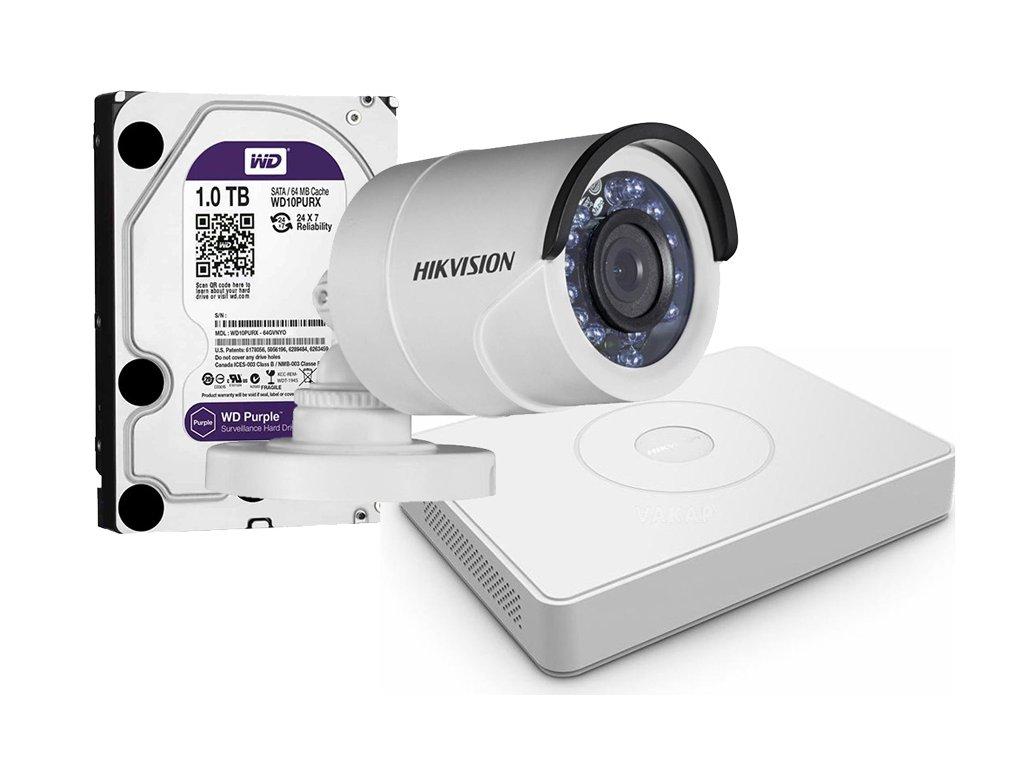 Hikvision TurboHD ECONOMY set