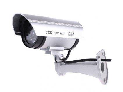 Securia Pro Atrapa kamery bullet CCD s IR