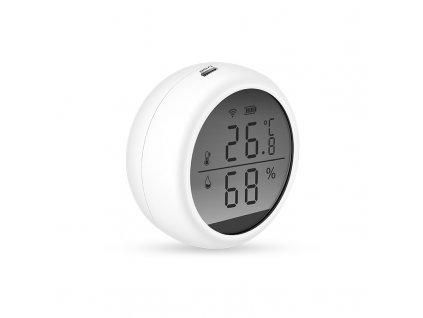 Securia Pro Smart WiFi Temperature/Humidity Sensor WTHS-01