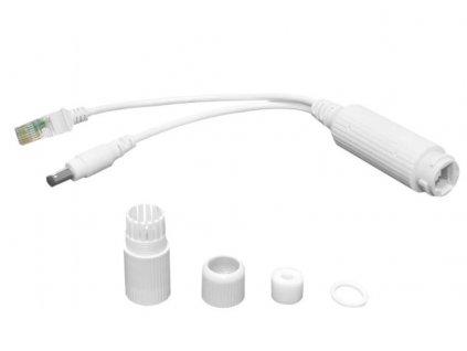 Securia Pro PoE Splitter IEEE802.3af 48V Support 10/100M white