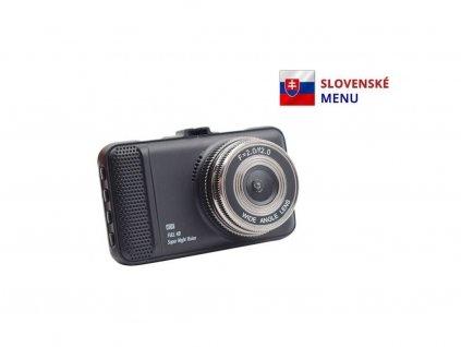 Atomia T659+ Full HD autokamera so zadnou kamerou