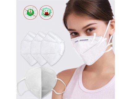 5135 securia pro respirator kn95 ffp2 1balenie 5ks