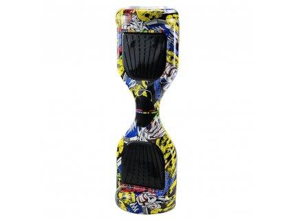 "Aboard hoverboard 6,5"" Graffiti Bluetooth  + Chrániče zdarma"