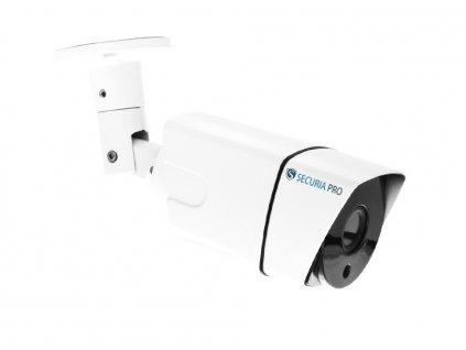 Securia Pro IP kamera 5MP POE 2.8-12mm bullet N740LZ-500W-W