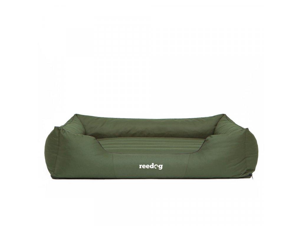 Pelíšek pro psa Reedog Comfy Green