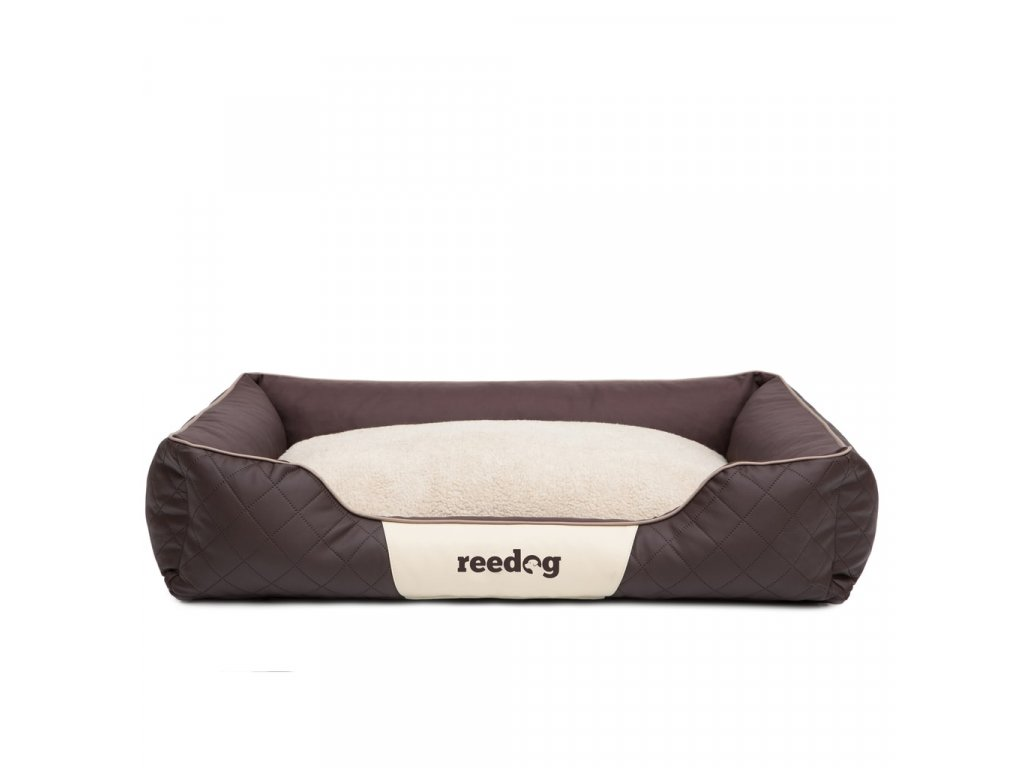 Pelíšek pro psa Reedog Brown Luxus