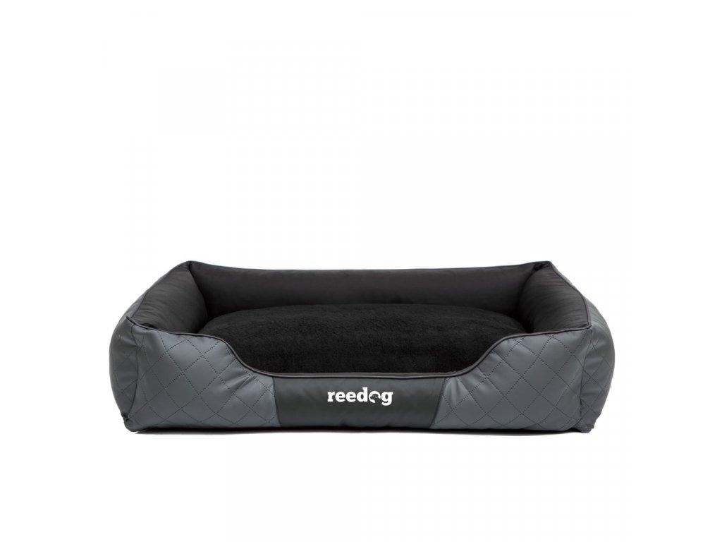 Pelíšek pro psa Reedog Grey Luxus