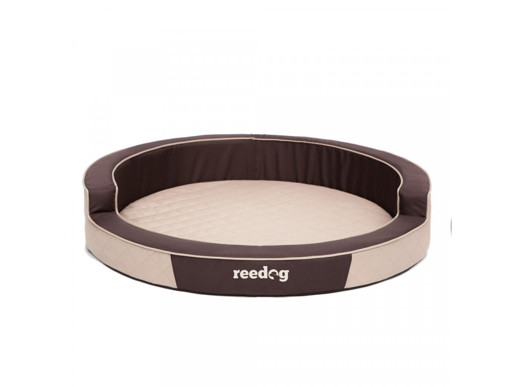 Pelíšek pro psa Reedog Beige Ring