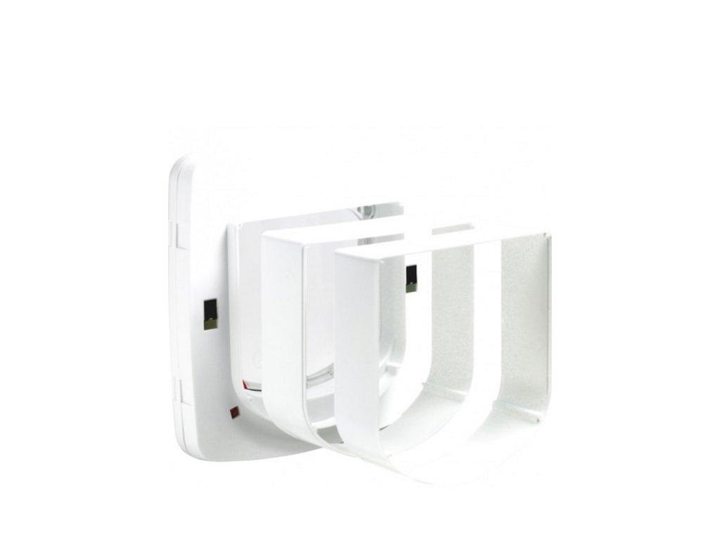 Tunel pro dvířka Staywell série 300-500, bílý