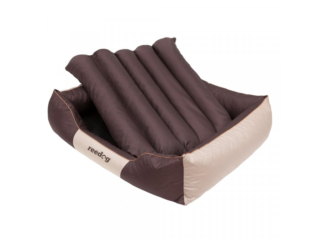 Pelíšek pro psa Reedog Premium Brown