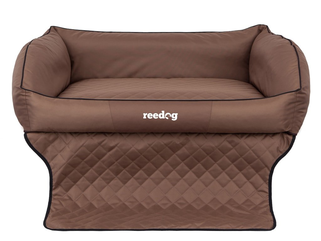 Pelíšek s potahem Reedog King Cover Light Brown