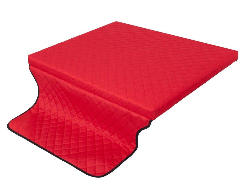 Matrace s potahem Cover Red