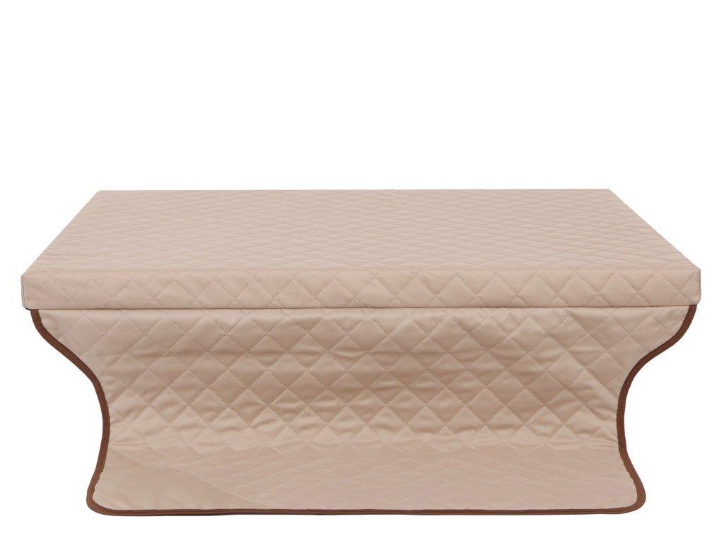 Matrace s potahem Cover Beige