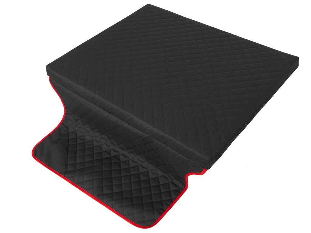 Matrace s potahem Cover Black