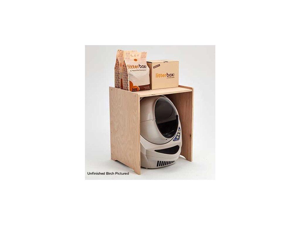 Litter Robot diskrétní kabinka na toaletu pro kočky