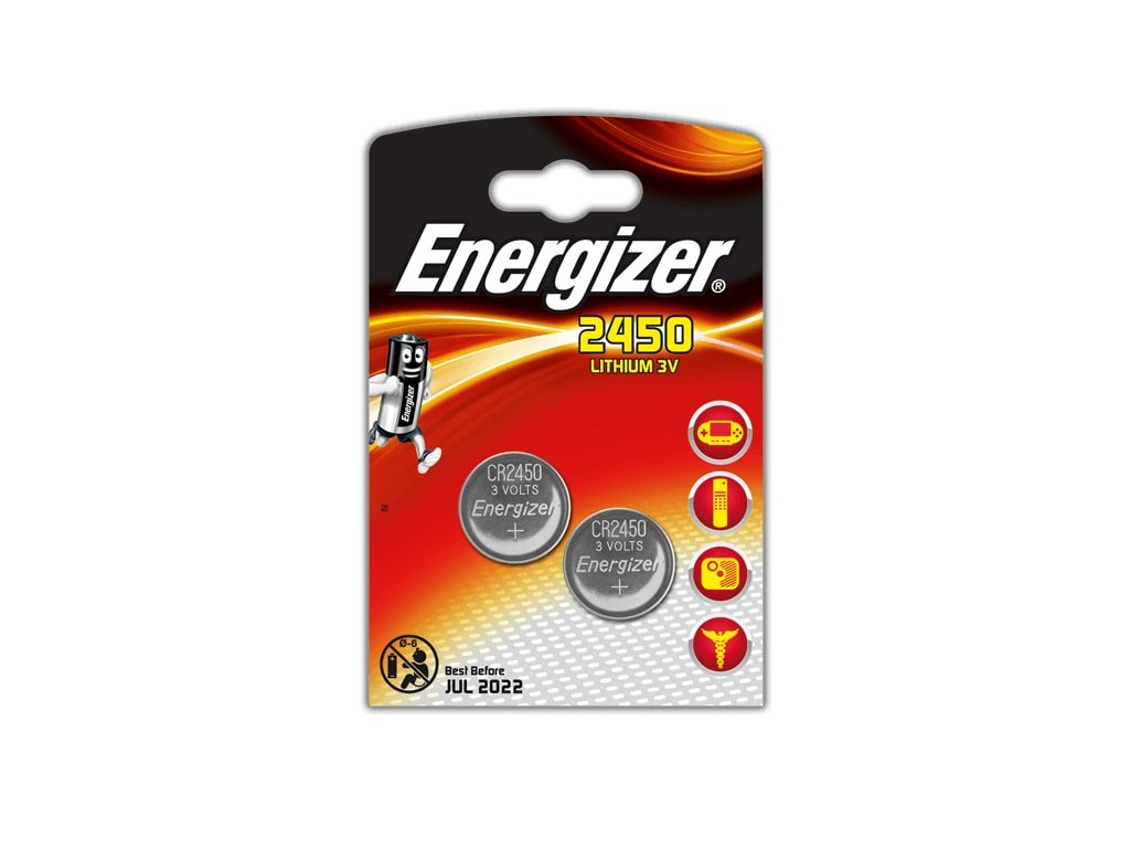 Energizer CR2450 2ks