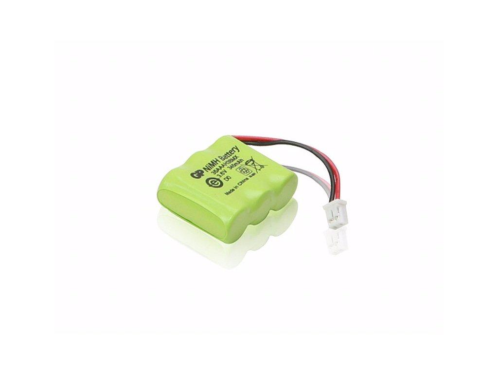 Akumulátor Dogtra 3,7V 200 mAh pro obojek YS300 a přijímače eF-3500, iQ Mini