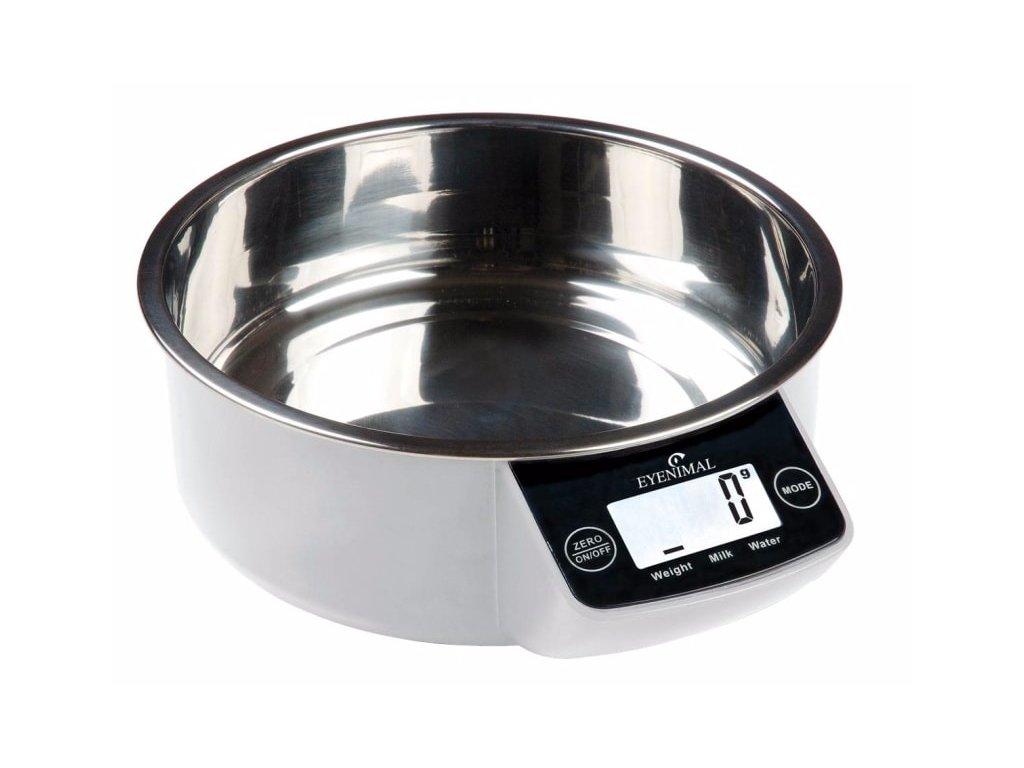 Miska pro psy s váhou EYENIMAL 1,8 litrů