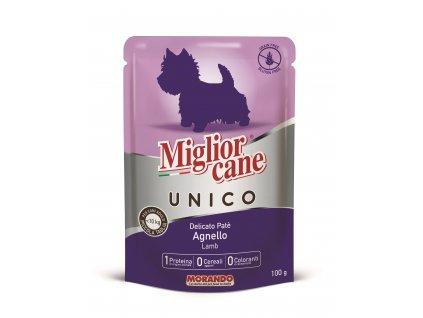 Mig.Unico kapsička jehněčí 100g - pes