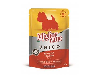 Mig.Unico kapsička krůtí 100g - pes