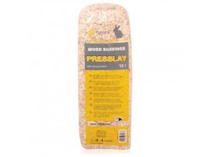 Presslay hobliny 15x15l, cena za 1ks