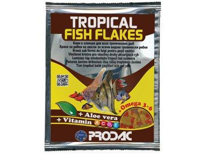 Prodac - Tropical Fish Flakes, 12g/sáček
