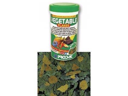 Prodac - Vegetable Flakes, 20g, EXS. 3/2021