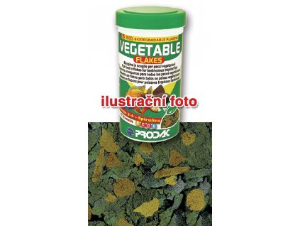 Prodac - Vegetable Flakes, 50g