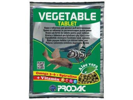 Prodac - Vegetable Tablet, 12g/sáček