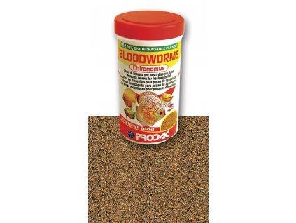Prodac Bloodworms Chironomus, 7 g