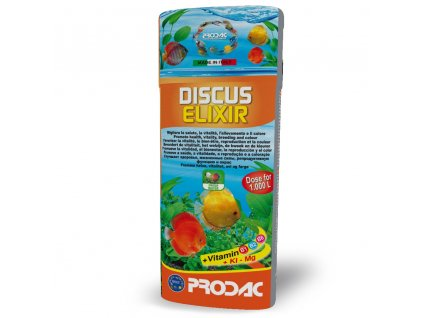 Prodac Discus Elixir, 500ml