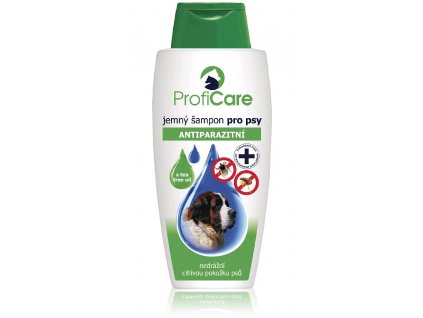 PROFICARE antiparazitní šampon pro psy, 300ml