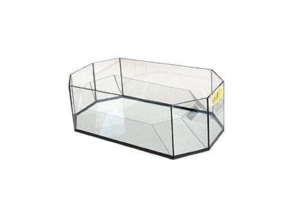 Želvárium skleněné malé, 50x25x17cm