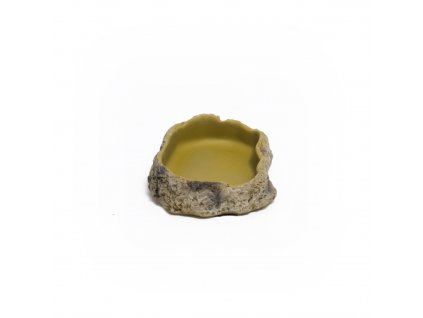 ReptiZoo Terarijní miska na krmivo  XS, 8,7x11x2,8cm