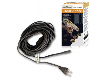 ReptiZoo Topný kabel RS 15W, 4m